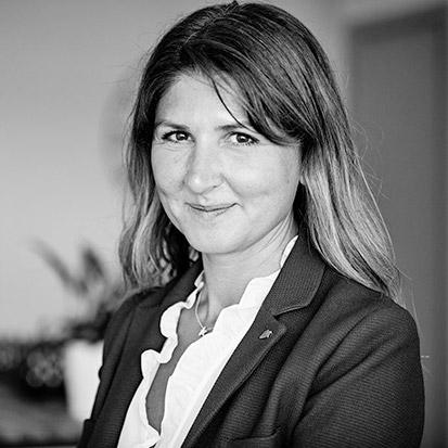 Amandine Infre-Couston, Expert-comptable à Montpellier