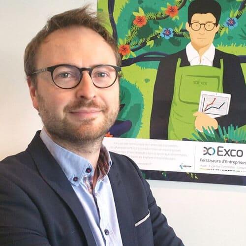 Raphaël Schmit, Expert-comptable à Strasbourg