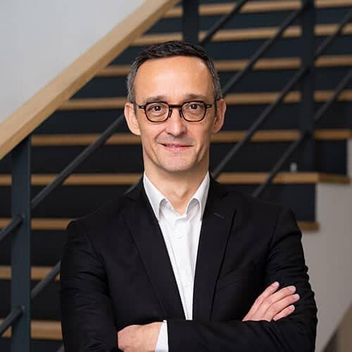 Franck HUYGHE, Expert-comptable, Commissaire aux comptes, Associé
