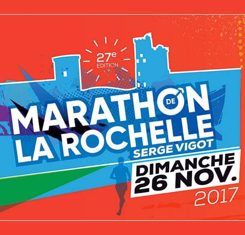 MARATHON LA ROCHELLE 2017: Just do it!