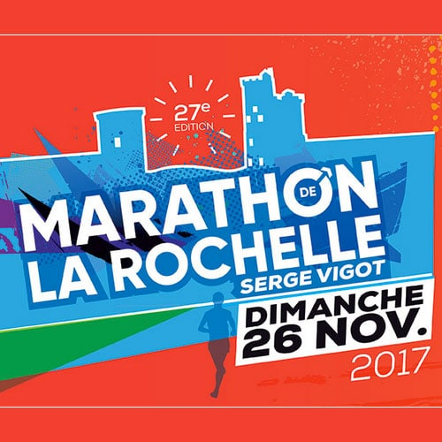 MARATHON LA ROCHELLE 2017: Just do it!