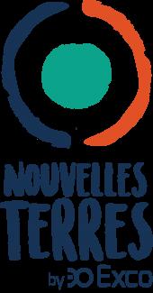 Nouvelles Terres Logo