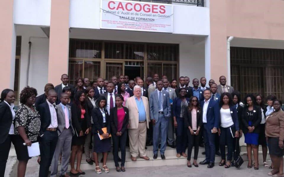Adhésion du cabinet Cacoges Congo - Brazzaville au réseau Exco Afrique