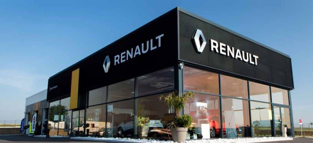 Salons de la reprise et de la création d'agences Renault