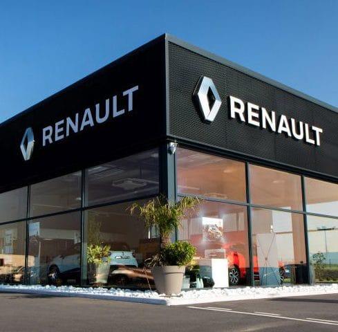 Devenez agent Renault