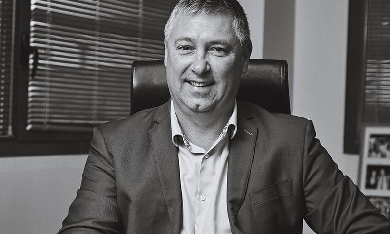Bruno Geeraert, nouveau président du réseau Exco