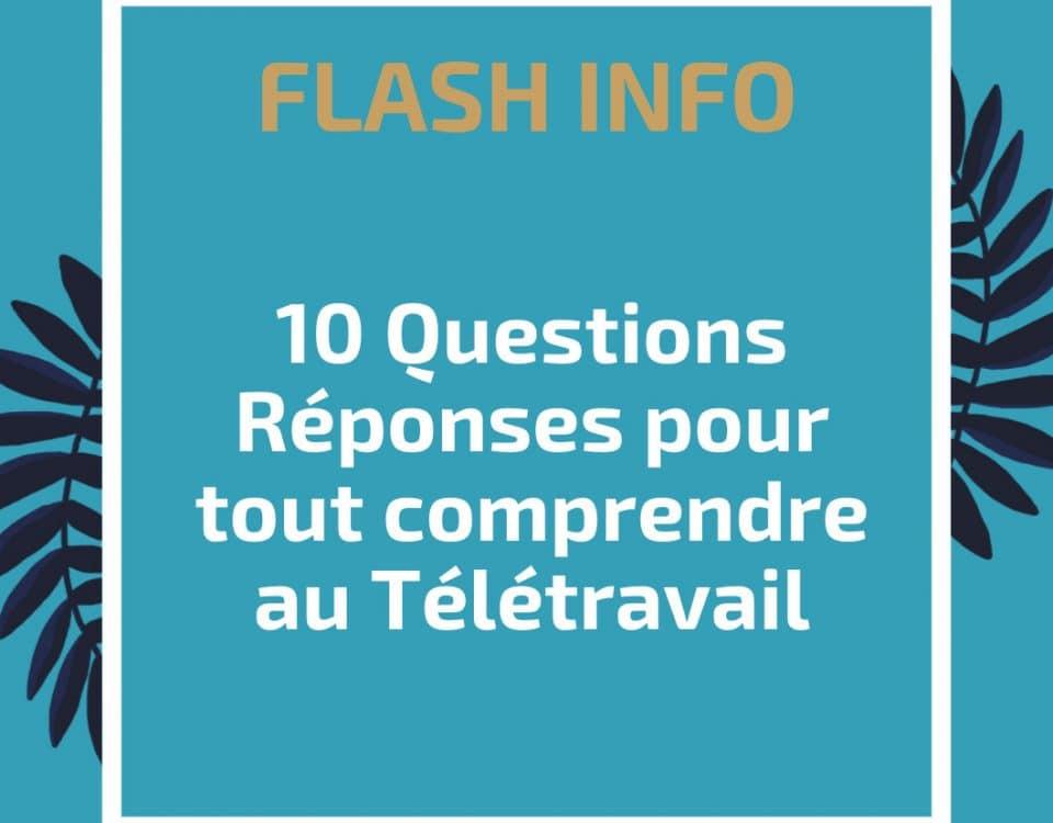 10 Questions Réponses pour tout comprendre au Télétravail