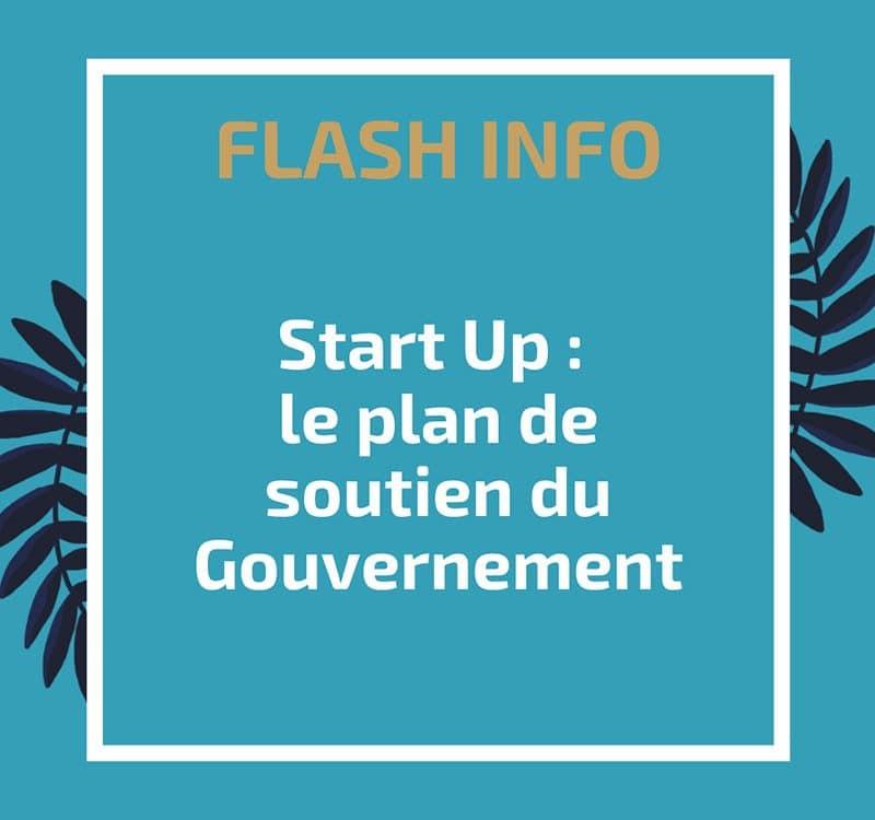 Start Up : le plan de soutien du Gouvernement