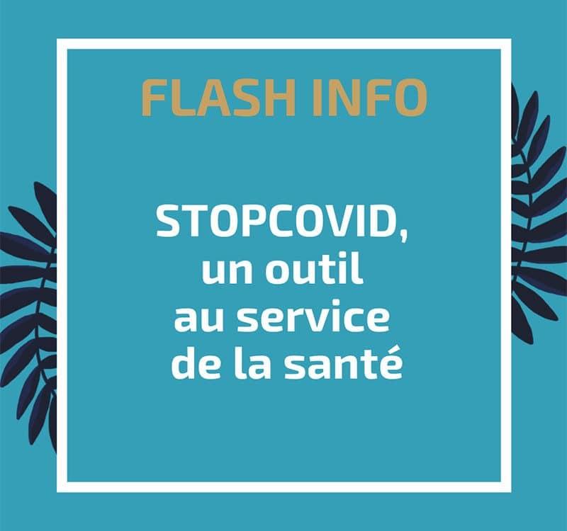 StopCovid, un outil au service de la santé