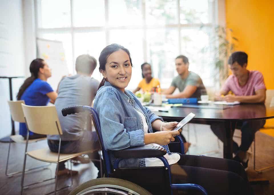 Aide à l'embauche d'un travailleur handicapé