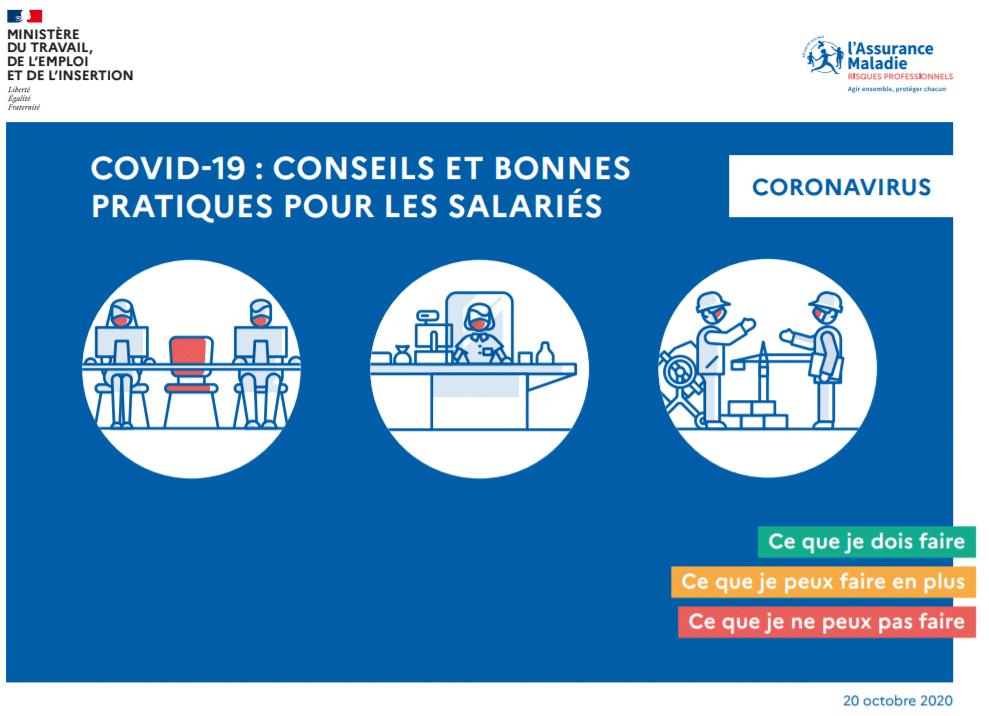 guide covid salariés