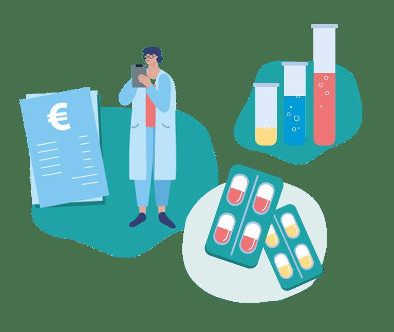 Pharmacie : Tendances de ces 5 dernières années