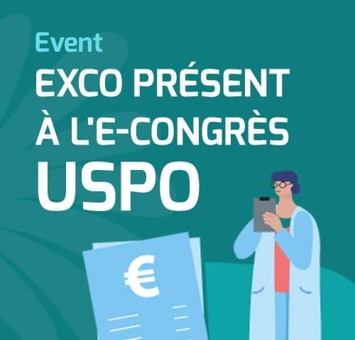 Exco Présent à l'e-congrès USPO