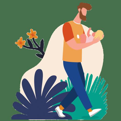 Allongement du congé paternité et d'accueil de l'enfant à 25 jours