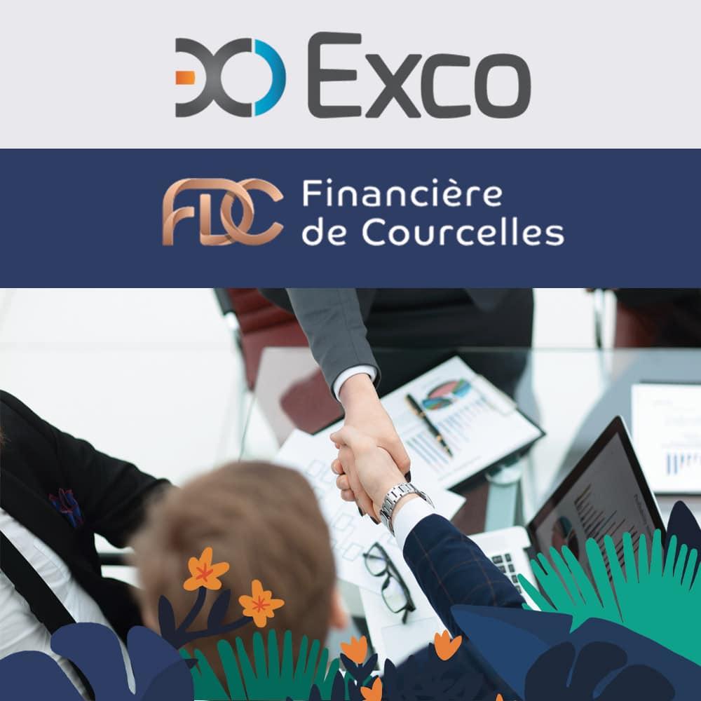 Le réseau Exco et la banque d'affaires Financière de Courcelles allient leurs compétences au service des PME-ETI en région