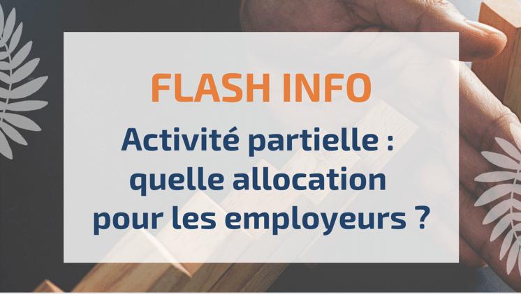 Activité partielle: quelle allocation pour les employeurs?